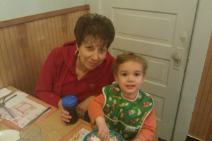 Grandma and Marek
