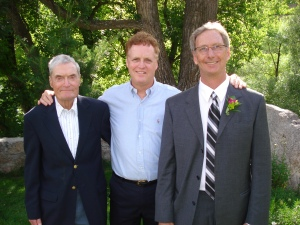 Stan, Don, and Dave Salyards