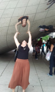 woman bean