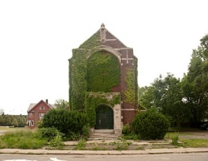 decayed church detroit