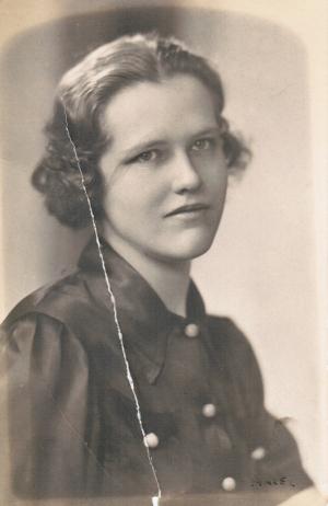 Hazel Myerscrop