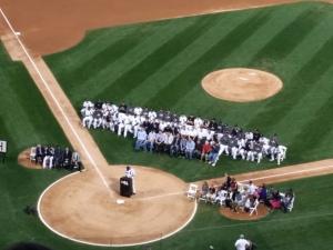 Retirement Ceremony: US Cellular Field September 27, 2014.