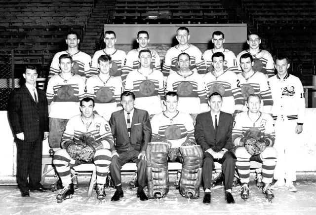 Omaha Knights  Circa 1962