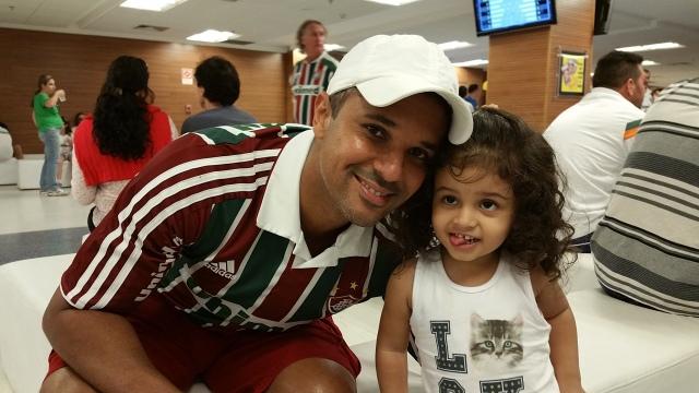 father daughter brasil