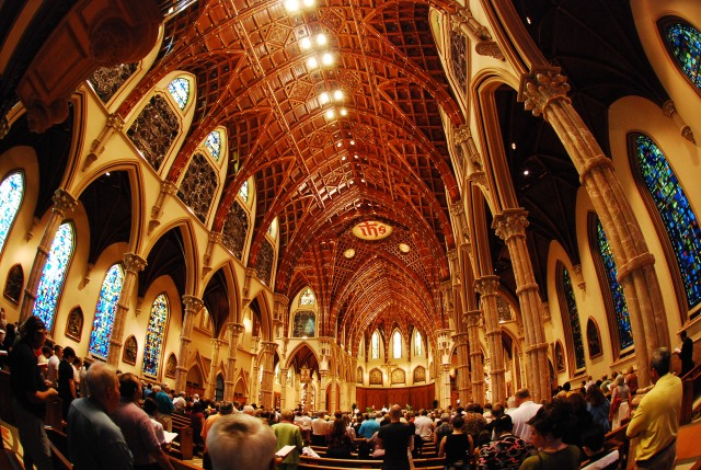 Holy Name Cathedral, Chicago, Illinois