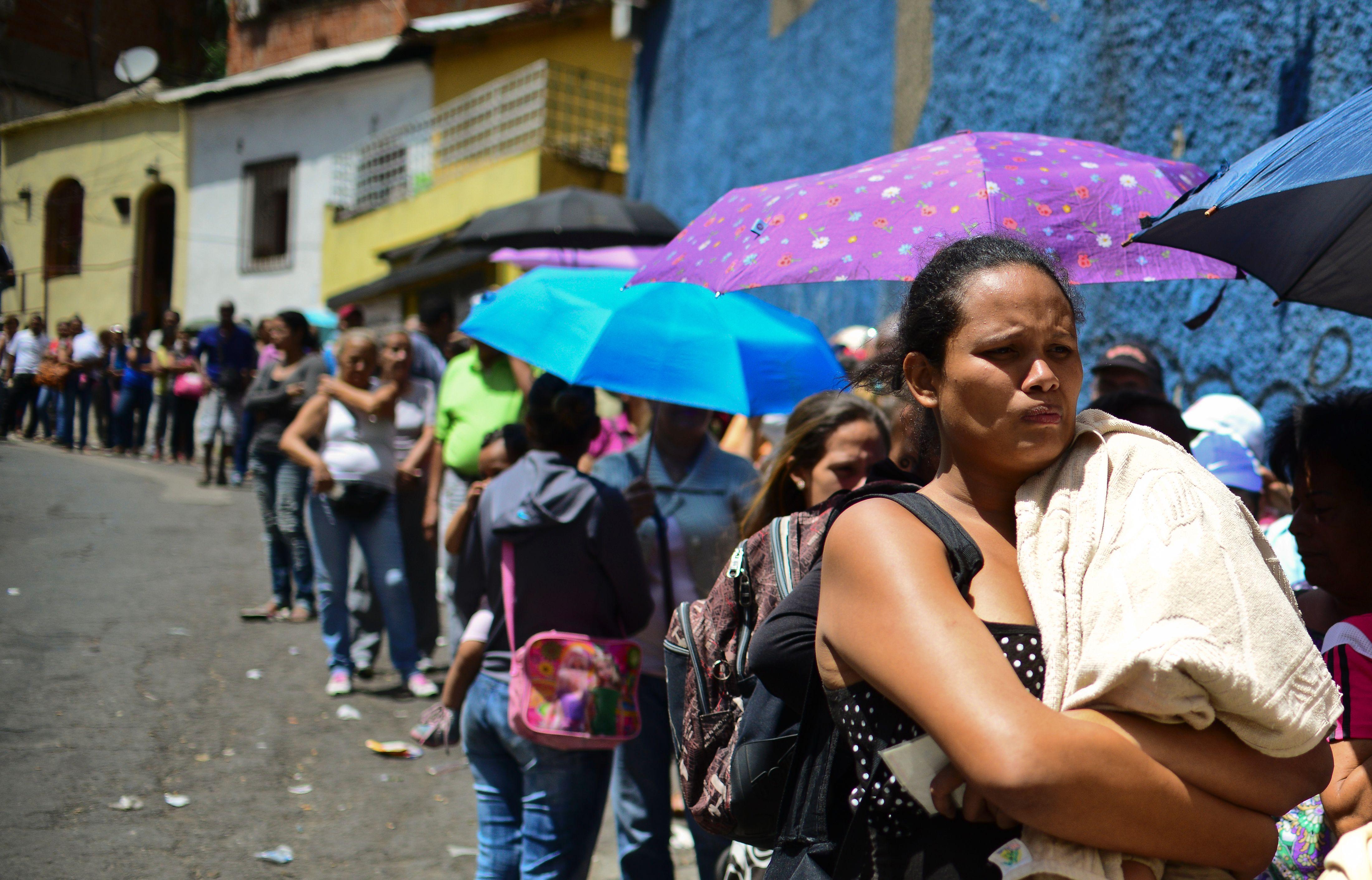 venezuelan people starving - HD1992×1443